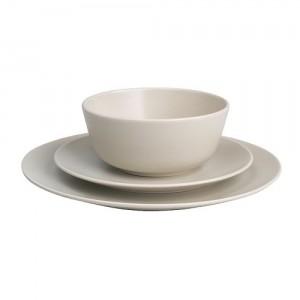 ikea dinnerware beige