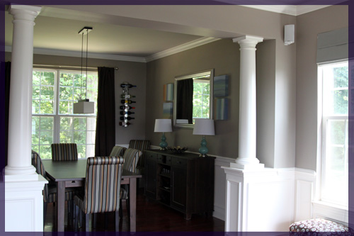 Taupe favorite paint colors blog Benjamin moore taupe exterior