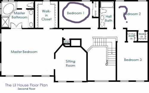 Keeping up appearances house floor plan - House design plans