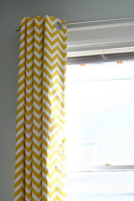 Curtains Ideas chevron curtains grey : curtains | the lil house that could