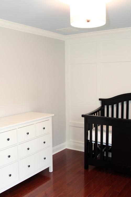 Black Nursery Dresser Thenurseries